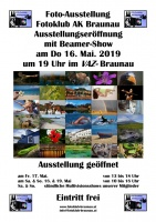 Eröffnung der Fotoausstellung